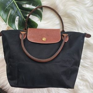 LONG CHAMP LE PLIAGE MINI TOTE BAG